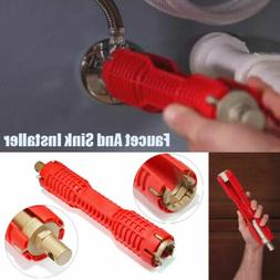 Professional Faucet Wrench Sink Installer Install Tool Kitch