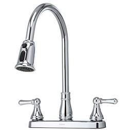 AOSGYA Pull Down RV Kitchen Faucet - Non-Metallic RV Kitchen