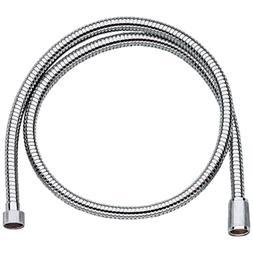 GROHE 28143000 Relexa Longlife Metallic Hose, Starlight Chro
