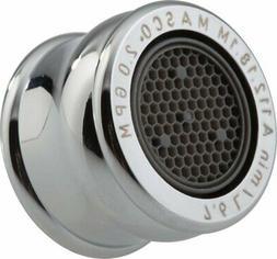3c08709259b Delta Faucet RP18454 2.2 GPM Aerator Chrome