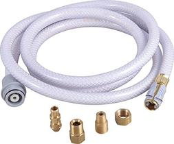 Delta Faucet RP40308GR Quick-Connect Vegetable Spray Hose