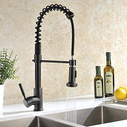 GICASA Semi-Pro Kitchen Faucet, Durable and Sturdy Pull Out