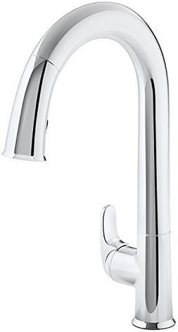 Sensate Touchless Kitchen Faucet - Finish: Polished Chrome