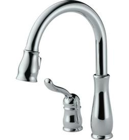 Delta Faucet Single Handle Water Efficient Pull-Down Kitchen