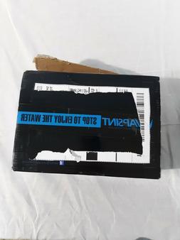 VAPSINT SLYT001 MODERN 2-HANDLE BATHROOM FAUCET BRUSHED NICK