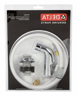 Delta Spray Head & Hose Kit Delta Faucets Chrome Kitchen Car