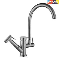 Stainless Steel <font><b>Kitchen</b></font> <font><b>Faucets