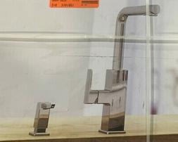 GROHE Tallinn Single-Handle Pull-Out Sprayer Kitchen Faucet