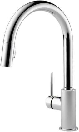 Delta Trinsic 9159 - DST chrome  kitchen faucet