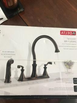 Vessona 2192F-RB Delta Venetian Bronze Finish Kitchen faucet