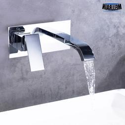 Wall mounted bathroom basin <font><b>faucet</b></font> quali